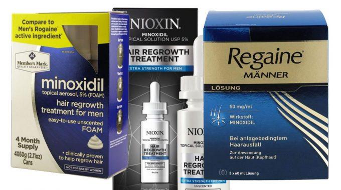 Minoxidil, Farmaco Contro L'alopecia Androgenetica.